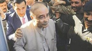 PPP will form next govt says Zardari