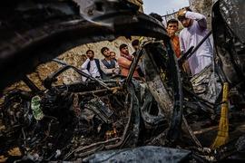 کابل: ڈرون حملے میں 10 افراد کی ہلاکت، امریکا کی معاوضے کی پیشکش