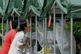 Beijing launches new mass testing wave after four Covid cases found