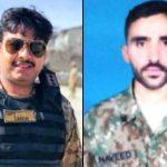 شمالی و جنوبی وزیرستان: دہشتگردوں کی فائرنگ سے دو سیکیورٹی اہلکار شہید